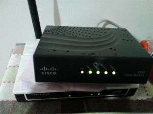 Cisco CepatNet dan Wireless Speedy